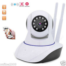 1.0MP Two-way Audio Chatting Security Camera Wireless WiFi IP Security Camera D