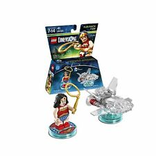 LEGO-LEGO DIMENSIONS FUN PACK WONDER WOMAN (DC COMICS) NEW
