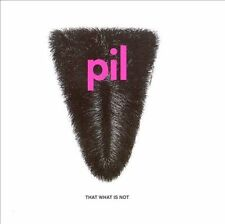 That What Is Not by Public Image Ltd. (CD, Feb-1992, Virgin) PIL