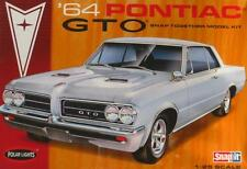 PONTIAC GTO 1964 STREET DRAG SNAP KIT POLAR LIGHTS 928 1:25 PLASTIC KIT NEW