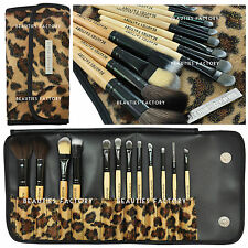 12pcs Professional SUPERIOR SOFT Cosmetic Makeup Brush Set Kit + ASTUCCIO BAG 177L