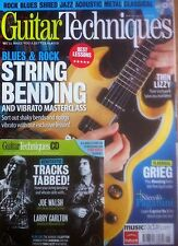 Guitar techniques magazine & cd: mai 2011