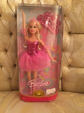 New 2007 Barbie Ballerina Princess Doll
