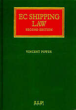 EC Shipping Law (Lloyd's Shipping Law Library) by Power, Vincent