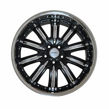 4 GWG Wheels 20 inch Matt Black NARSIS Rims fits FORD ESCAPE 2WD 6CYL. 2001-2012