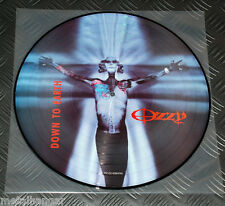 Ozzy Osbourne Down To Earth LTD Pic LP Picture Disc Vinyl Record 1000cop Sabbath