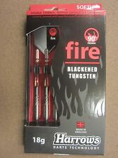Harrows Fire 18g Soft Tip Darts 90% Tungsten 53832 w/ FREE Shipping
