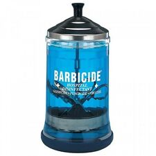 Barbicide Disinfectant Jar, Midsize, 2 Pound, New, Free Shipping