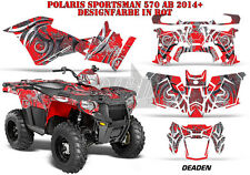 AMR Racing DECORO GRAPHIC KIT ATV POLARIS SPORTSMAN modelli deaden B