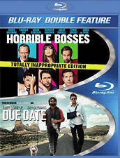Horrible Bosses/Due Date (Blu-ray Disc, 2015, 2-Disc Set) sale