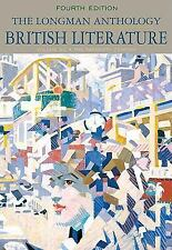 British: The Longman Anthology of British Literature Vol 2C 4th Edition