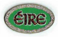 EIRE Green Oval Irish Embroidered Badge Patch - Irish