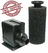 Beckett 7062410 DP400 Pump for Ponds and Fountains 1 FREE SHIPPING NEW