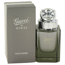 Gucci Pour Homme By Gucci 1.7oz/50ml Edt Spray For Men New In Box