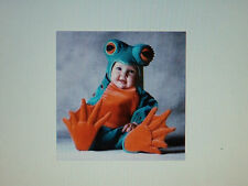 NWT Tom Arma Signature Collection 4/4T-5/5T Toddler Green Frog Costume