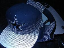 DALLAS COWBOYS 2016 NFL NEW ERA 9FIFTY FLOW FLECT SNAPBACK HAT CAP OSFA