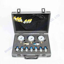 XZTK-60Mini Excavator Hydraulic Pressure Test Kit,Hydraulic tester,test coupling