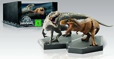 JURASSIC WORLD, Limited Special Edition, Blu-ray Disc, Steelbook + Dinosaurier