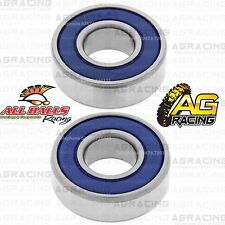 All Balls Front Wheel Bearings Bearing Kit For Suzuki RM 125 1986 86 Motocross