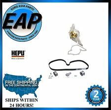 For Audi A4 A6 VW Passat 2.8L V6 HEPU Water Pump CRP Timing Belt Kit NEW