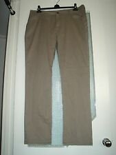 NEW, RIFLE WEAR WITH PRIDE BEIGE JEANS, SIZE 38