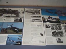 "VINTAGE..B-17 ""MEMPHIS BELLE MOVIE"" ...STORY/HISTORY/PHOTOS..RARE! (718F)"