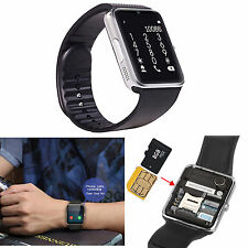 Bluetooth Smart Watch Phone For HTC M7 M8 M9 LG G4 G3 G2 Samsung Galaxy S6 S5 S4
