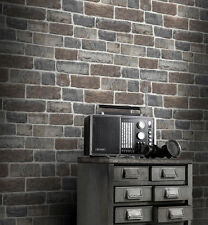 Luxury Wallpaper Rasch - Urban Old Brick / Stone Wall - Feature Wall - 217339