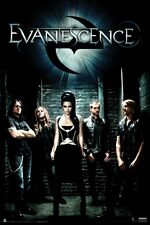 MUSIC POSTER Evanescence