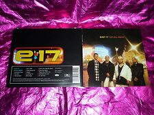 EAST 17 : UP ALL NIGHT : (CD, 13 TRACKS,1995) FREE POST