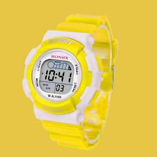 Children Boys LED Digital Sports Watch Kids Alarm Date Waterproof Watches Gift