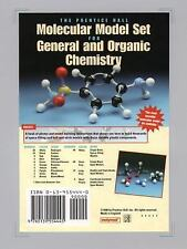 Prentice Hall Molecular Model Set for General and Organic Chemistry by Inc. Sta…
