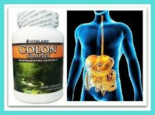 Colon Cleanser Pill Detox Flush Digestion Cleanse IBS Bowel Bloating Weight Loss