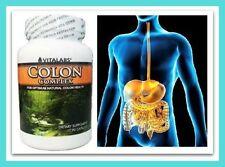 Píldora Limpiador de Colon desintoxicación al ras la digestión Cleanse IBS intestino hinchazón pérdida de peso