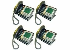 LOT OF 4 Nortel NTDU92 IP Phone 2004 VoIP Business Office Network Telephone