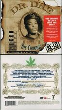 The Chronic [Re-Lit and From the Vault] [PA] by Dr. Dre (CD, Jan-2011) SEALED