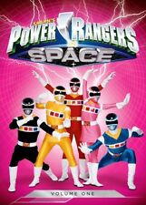 Power Rangers In Space 1 (2014, REGION 1 DVD New)