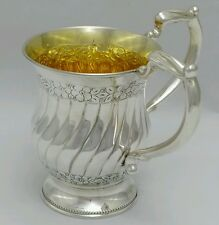 Solid Silver Sterling 925 Hand Washing cup Judaica Passover Rachtzah cup shabbat