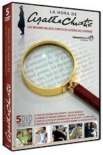 La Hora De Agatha Christie - Los Mejores Relatos Cortos  (5 DVD)