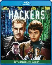HACKERS  (1995 Angelina Jolie)   -  Region A   -  BLURAY - Sealed