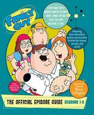 Family Guy: The Official Episode Guide: Seasons 1-3, Steve Callaghan, Good Book