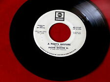 JACKIE MONTRE EL~ A POET'S GESTURE~ PROMO~ VG++~ LOVE AT THE ~ NORTHERN SOUL 45