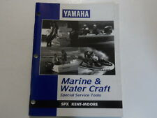 Yamaha Marine & Water Craft Special Service Tools Manual STAINED FACTORY OEM