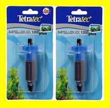 Rotor Impeller Double pack for Tetra External filter ex 1200 PLUS Tetratec Spare