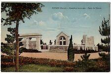 CPA 51 - SOUAIN (Marne) - Cimetière Américain. Camp de Tahure