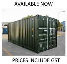 NEW BUILD 20ft Shipping Container Ex Brisbane
