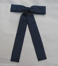 Colonel tie western bow tie square dance black clip-on NEW Kentucky wedding DJ