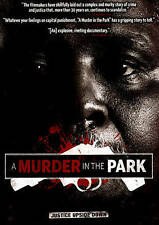A Murder in the Park (DVD) Chicago Crime Documentary BRAND NEW SEALED