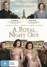 A Royal Night Out DVD Rupert Everett Emily Watson inspired by true events