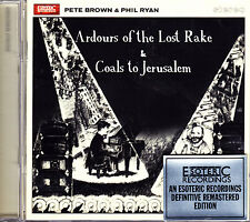 PETE BROWN & PHIL RYAN ardours of the lost rake & coals to jerusalem 2CD NEU OVP